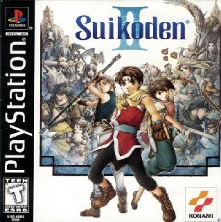 Screenshot Thumbnail / Media File 1 for Suikoden II [NTSC-U]